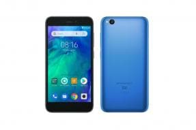 Xiaomi Redmi Go With Snapdragon 425, Android Go Launched for Rs 4,499
