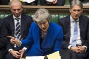 'Out of Allies, Out of Time': How UK Prime Minister Theresa May Battles on Alone
