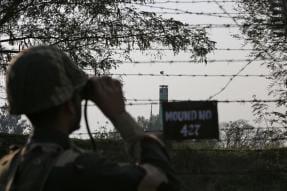 Pakistan Violates Ceasefire on International Border, Firing Underway