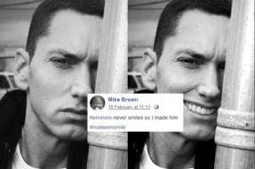 Why So Serious? Artist Makes Eminem Finally 'Smile' and the Results are Truly Horrifying