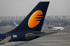 Shares of Crisis-hit Jet Airways Tumble 7 Per Cent After Airline Grounds 6 More Planes