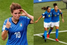 Women's World Cup: Surprise Package Italy Gun for Brazil Scalp in Bid to top Group C
