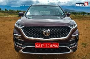 MG Hector SUV Bookings Suspended Temporarily, 21000 Cars Booked Till Now