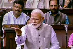 'Pained': In Rajya Sabha Address, PM Modi Condemns Jharkhand Lynching But Says Wrong to Blame State