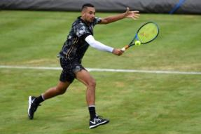 Nick Kyrgios in 'Rigging' Rant at Queen's