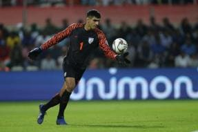 Hope My Arjuna Award Serves as Inspiration to Aspiring Footballers: Gurpreet Singh Sandhu