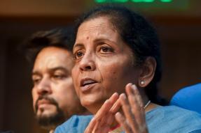 Faceless Tax Scrutiny to be Implemented from Vijaya Dashami Day, Says FM Nirmala Sitharaman