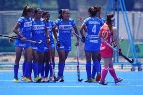 Gurjit Kaur Brace Helps Indian Women's Hockey Team Beat Japan in Olympic Test Event