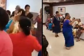 Watch: Viral Video of Elderly Women Dancing at their School Reunion is Winning Hearts All Over