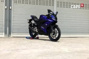 Yamaha R15 V3.0 First Ride Review