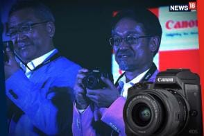 Watch: First Look of Canon EOS M50 'Mirrorless Camera'