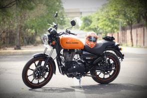 Road Test Review: Royal Enfield Thunderbird 500X