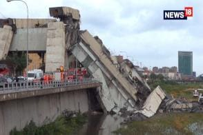 Bridge Collapse In Italy Leaves 20 Dead