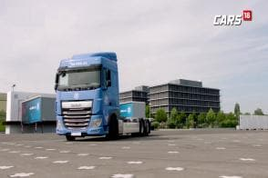 Autonomous Technology in Commercial Vehicles By ZF