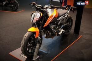 Paris Motor Show 2018: First Look of KTM 790 Duke