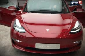 Paris Motor Show 2018: First Look of Tesla Model 3