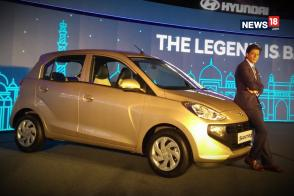 First Look: 2018 Hyundai Santro Launched in India for Rs 3.89 Lakh