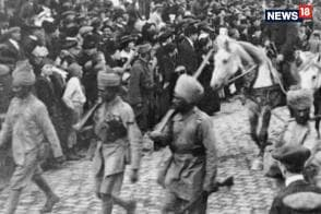 India and World War 1: 100 Years of WW1