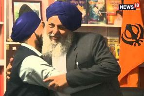 Afghan Sikh leader holds out hope  for dwindling minority