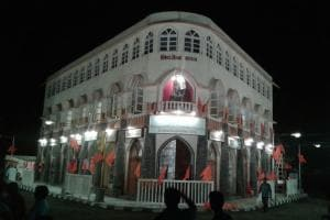 Shivsena Bhavan Recreated for Thackeray Biopic; See Pictures