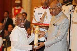 PHOTOS: President Ram Nath Kovind Presents Padma Awards