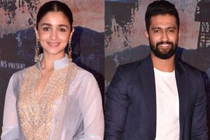 Alia Bhatt, Vicky Kaushal Launch Raazi's First Song 'Ae Watan'