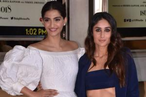 Kareena Kapoor & Sonam Kapoor Launch 'Veere Di Wedding' Trailer
