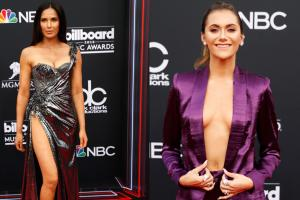 All The Best Dressed Divas From Billboard Music Awards 2018