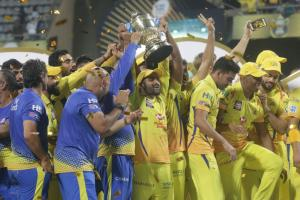 In Pics: Chennai Super Kings Wins IPL 2018