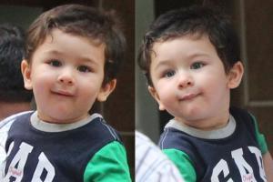 PHOTOS: Taimur Ali Khan Gets His First Haircut