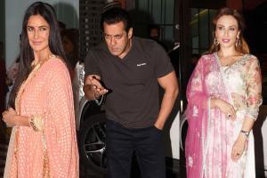 Arpita Khan's Eid Party: Bollywood Celebrate Eid in Style