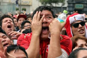 PICS: Emotional and Sad Moments of FIFA World Cup 2018