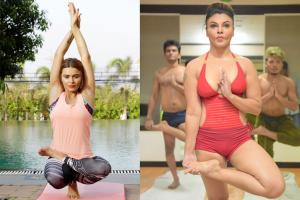 TV Stars Giving Us Major Fitness Goals with These Yoga Poses!