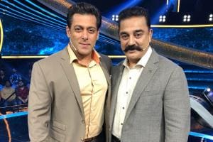 Dus Ka Dum: Kamal Haasan Shares Screen With Salman Khan for the First Time