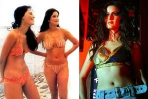 Happy Birthday Katrina Kaif: Pictures From Her Modelling Days