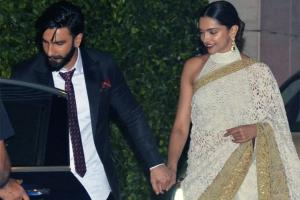 Ranveer - Deepika Engaged in a Traditional Konkani Ceremony
