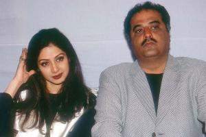 Remembering Sridevi: 15 Rare Photos From Her Personal Life