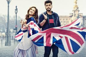 Movies First Look: 'Namaste England' First Posters