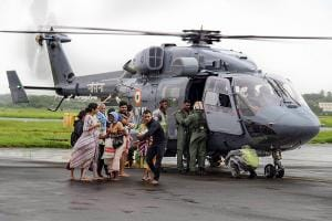 Kerala Rains: Armed Forces Mount Massive Recue Operation