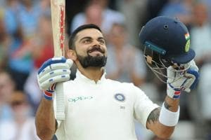 Virat Kohli Scores 23rd Ton to Lead India's Charge to Victory