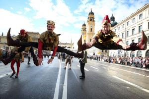 PHOTOS| Oktoberfest Opens in Germany's Munich
