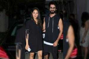 Shahid-Mira's First Movie Date After Son Zain's Birth; See Pics