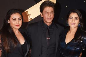 20 Years of Kuch Kuch Hota Hai Celebrations: SRK, Kajol and Rani Mukerji Party Hard