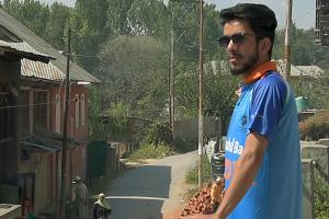 Meet Irfan Ahmad, First Blind Cricketer from Kashmir to Play for India