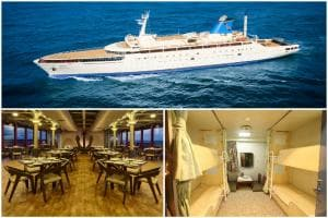 Sneak-Peek Inside India's First Domestic Luxury Cruise - Angriya