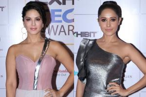Bollywood Divas Glam Up Exhibit Tech Awards 2018