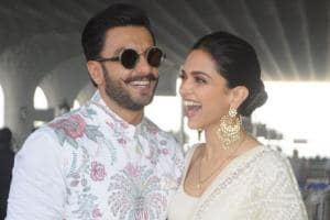 DeepVeer Off to Bengaluru for Reception; See Pics