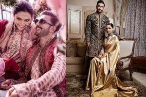 PICS: Ranveer Singh and Deepika Padukone's Fairytale Wedding