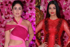 Lux Golden Rose Awards: B'wood Stars Scorch the Red Carpet