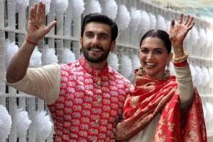 After Italy Wedding, Deepika, Ranveer Back in India; See Pics